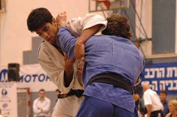 Judo muestra sus llaves