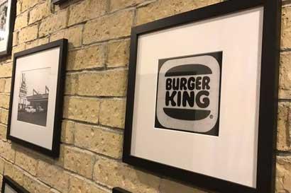 Burger King abrió su octavo local en Tibás