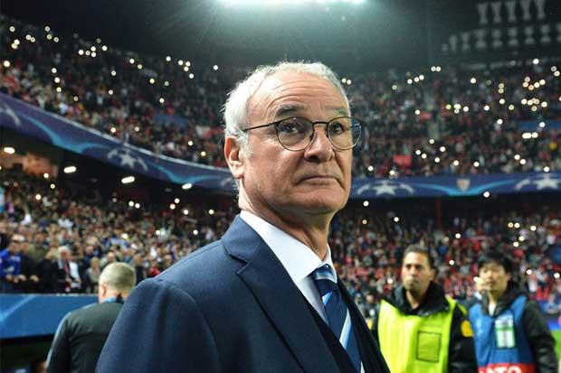 Leicester City despide a Claudio Ranieri