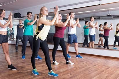 Ebais Unibe ofrecen clases para ejercitarse