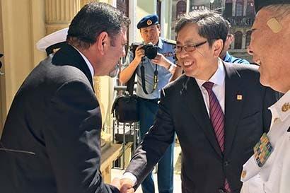 Donación china de $5 millones fortalecerá seguridad ciudadana