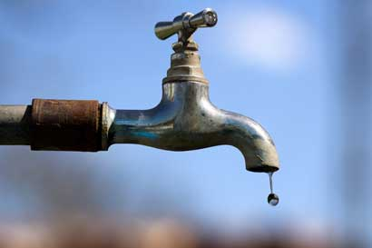 7.500 personas en San José no tendrán agua hoy