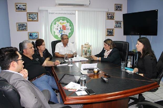 Crecex y Cámara de Comercio de Chiriquí incentivan relaciones