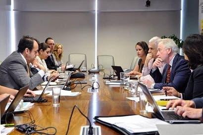 Delegación de la OCDE evalúa al país