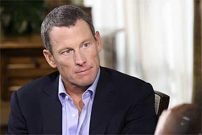 Armstrong a la silla de los culpables