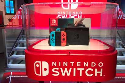 Nintendo Switch estará en preventa en Tiendas Universal