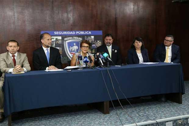 Ministerio de Seguridad dará seguimiento a jóvenes en riesgo social
