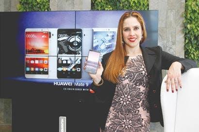 El P10 de Huawei llegaría en abril