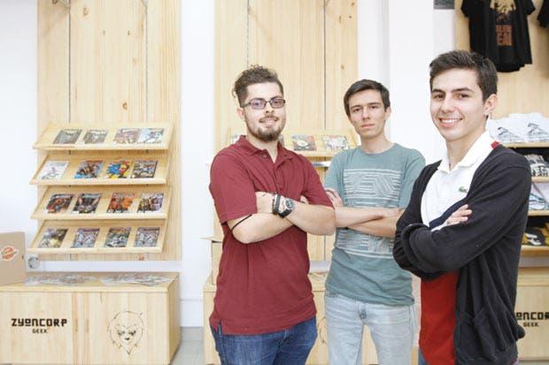 Tico Comics: del hobby al negocio