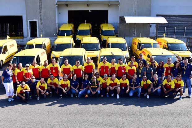 DHL Express en Costa Rica recibió premio de Mejor Empleador 2017