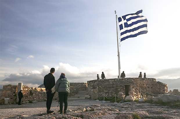 Grecia estaría a la espera de borrador revisado de rescate