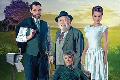 """Teatro La Aduana presenta """"Los árboles mueren de pie"""""""