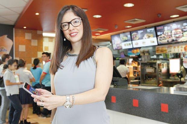 Cadenas de comida rápida destinan el 20% de su presupuesto a redes sociales