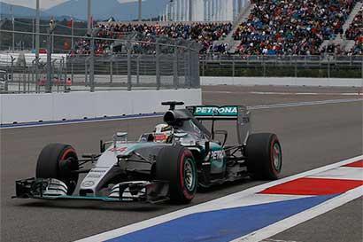 F1 renueva a Rusia