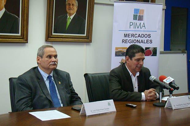 Mercado mayorista de la Región Chorotega estaría listo en los primeros meses de 2018