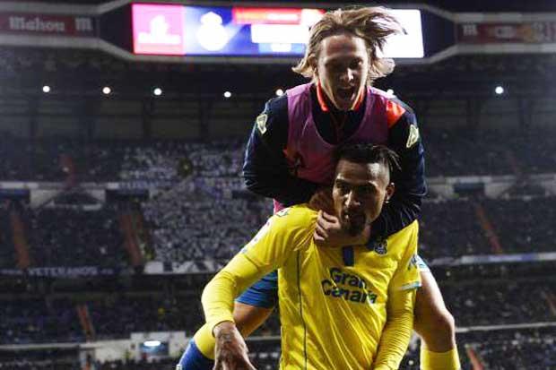 Real Madrid empata ante Las Palmas y cede el liderato de la liga española
