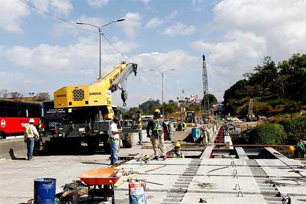 Conductores sentirán menos presas hacia Alajuela y Heredia