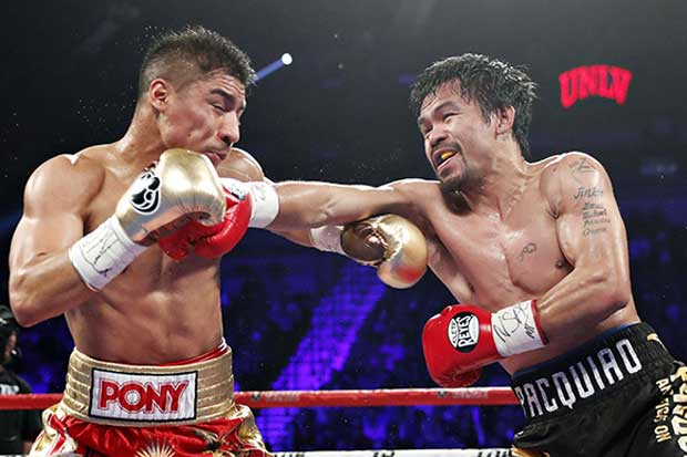 Pacquiao confirma superpelea