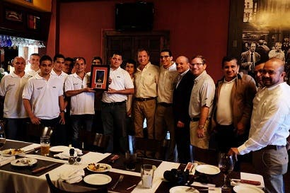 Cargill Costa Rica recibió Premio Cobb Vantress
