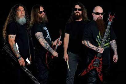 Entradas para concierto de Slayer estarán a venta el próximo lunes