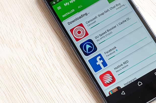 Usuarios prefieren apps de mensajería
