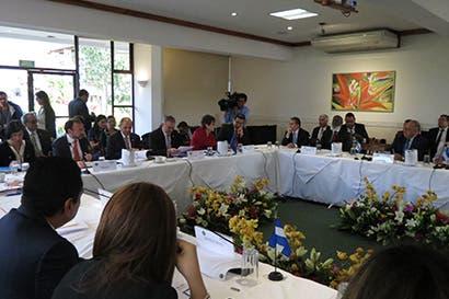 Ministros de Relaciones Exteriores ven el desarrollo sostenible como clave para el bienestar de la región