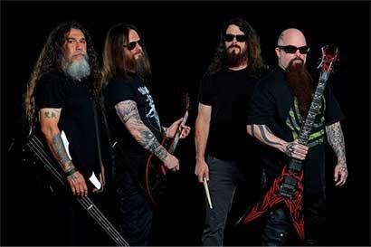Hoy se inicia la venta de entradas para ver a Slayer