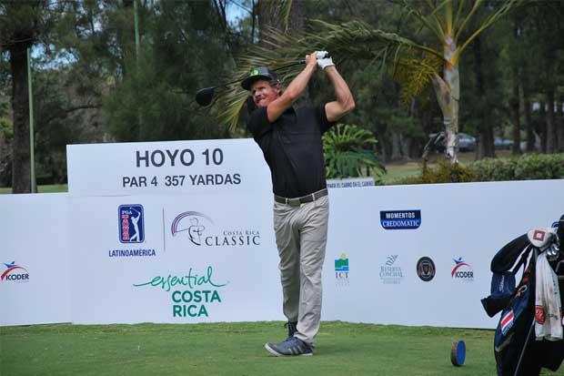 Comienza clasificación para PGA Tour Costa Rica Classic