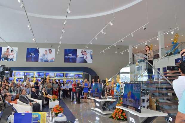 Gollo reinaugura su tienda más grande del país