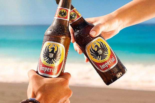 Imperial es la primera cerveza en ser agua positiva a nivel global