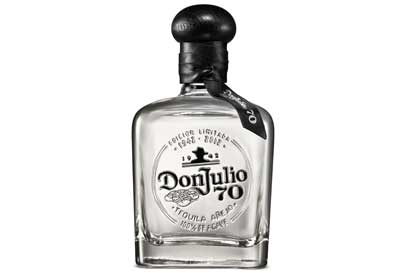 Don Julio lanzó su primer tequila añejo cristalino