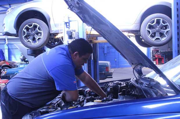 Subaru apuesta por servicio posventa