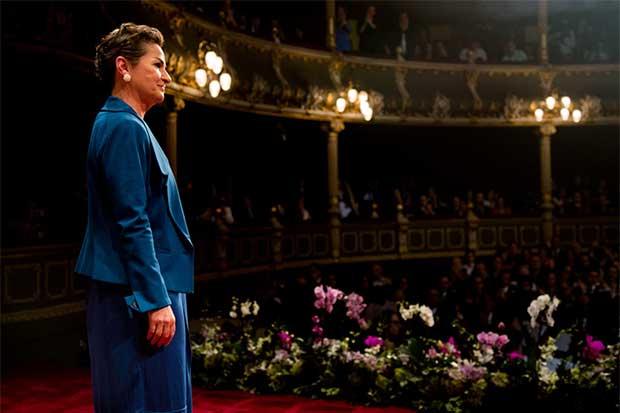 """Christiana Figueres: """"Las mujeres podemos liderar en cualquier campo"""""""