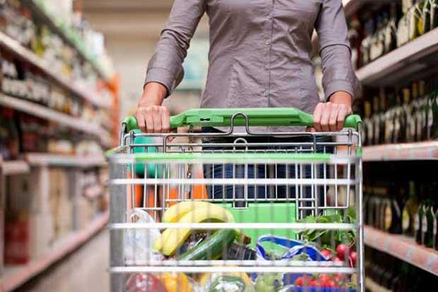 Inflación a febrero roza el 1%