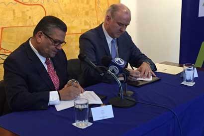 Pymes patentadas de San José tendrán apoyo del Banco Nacional y Municipalidad