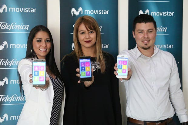 Movistar permitirá realizar trámites desde app móvil