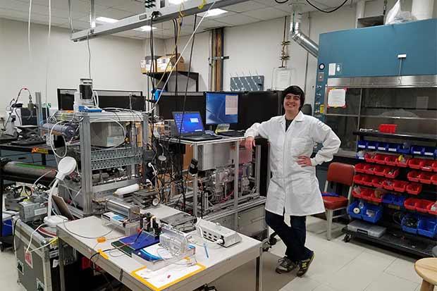 """""""Debemos promover las ciencias como una carrera viable para las mujeres"""""""