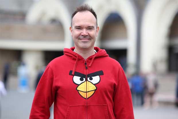 Creador de Angry Birds vende unidad de animación a Kaiken