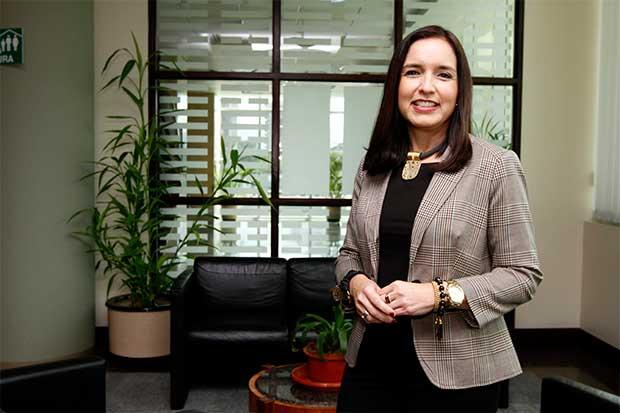 Ingrid Guzmán, subgerente de Scotiabank