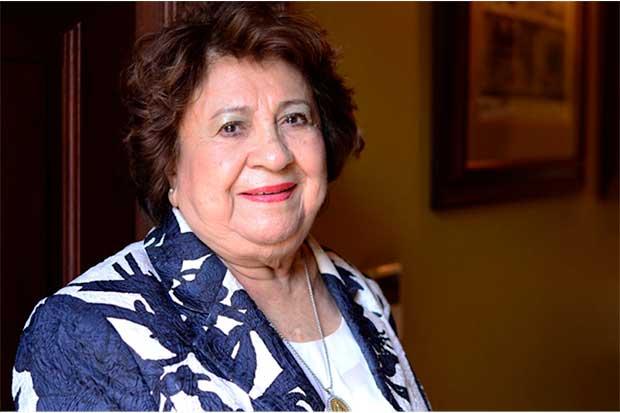 Evangelina López: Mujer de valores