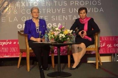 Christiana Figueres: la testarudez es una virtud para alcanzar las metas
