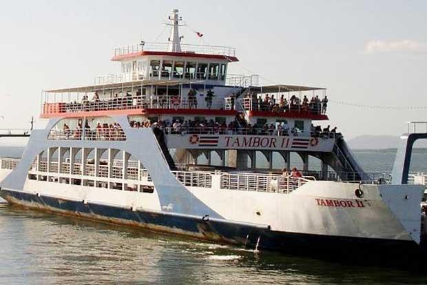 Naviera Tambor continuará con concesión para servicio de ferri Puntarenas-Paquera