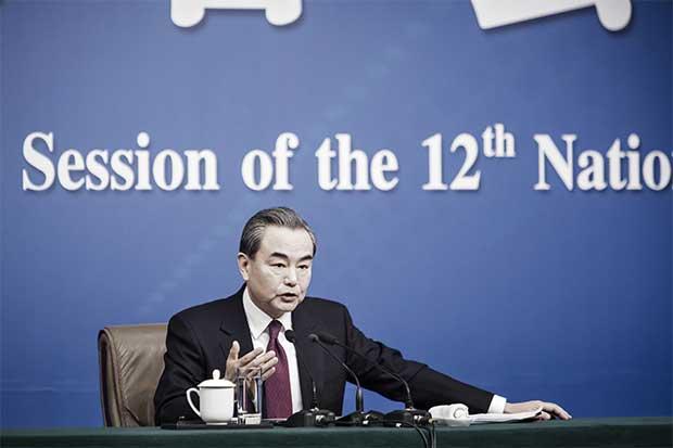 China pide a EE.UU. y Corea del Norte evitar colisión frontal