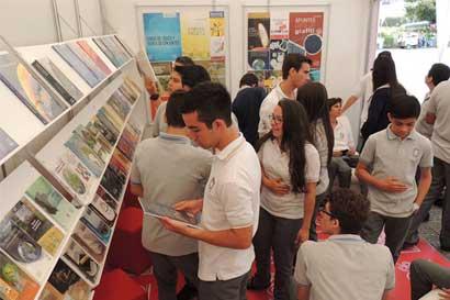 Feria del Libro Universitario comenzará la próxima semana