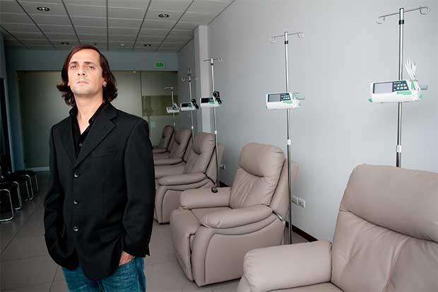 Centro privado ofrece terapia contra enfermedades extrañas