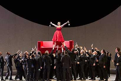 """Ópera """"La Traviata"""" se proyectará el sábado"""