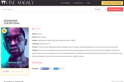 Cine Magaly habilita compra de entradas en línea