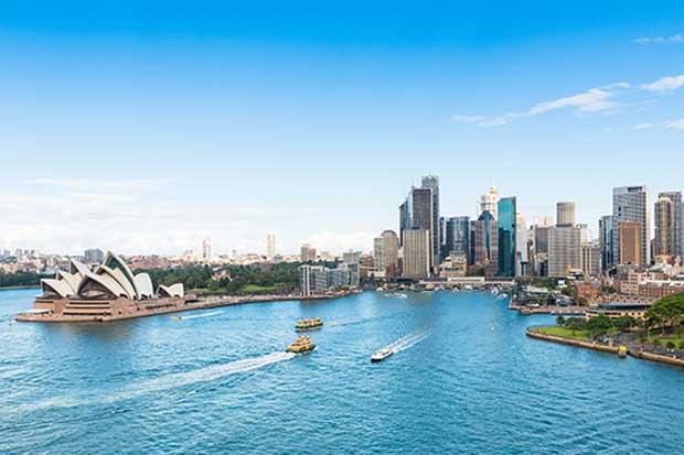 Avance de riqueza en el mundo deja a Australia como gran ganador