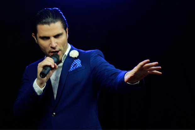 Tenor Joaquín Yglesias se presentará en Teatro Espressivo