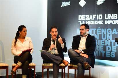 Desafío impulsa a emprendedores a crear soluciones para higiene personal